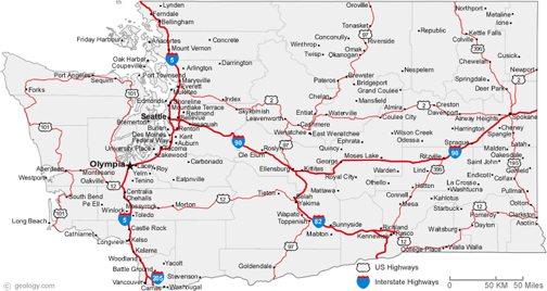 map-of-washington-cities